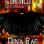Halo of the Damned by Dina Rae #booktour #bookreview #giveaway