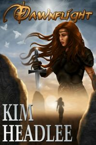 DawnFlight by Kim Headlee #booktour #excerpt