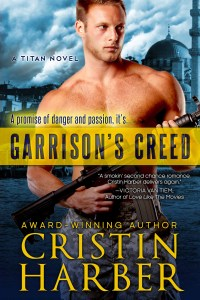 Garrison's Creed by Cristin Harber #booktour
