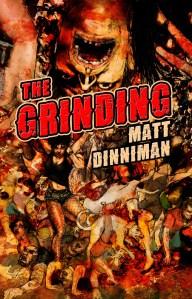 The Grinding by Matt Dinniman #bookreview #giveaway