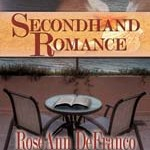 Secondhand Romance by RoseAnn DeFranco #bookblast and #giveaway