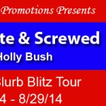 Red, White and Screwed by Holly Bush #bookreview #giveaway