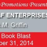 Dark Wolf Enterprises by A. M. Griffin @goddessfish #giveaway