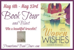 Woven Wishes by Karen Pokras Book #Review