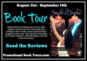 Sword of Death by Christopher Mannino #bookreview