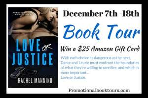 Love or Justice by Rachel Maninno