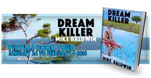 Dream Killer by Mike Baldwin #review