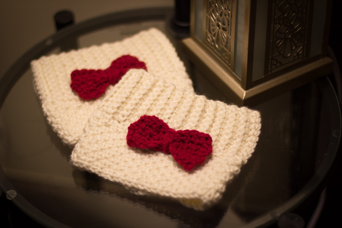 Boot cuffs - Toppers Free pattern - Crafty Tuts