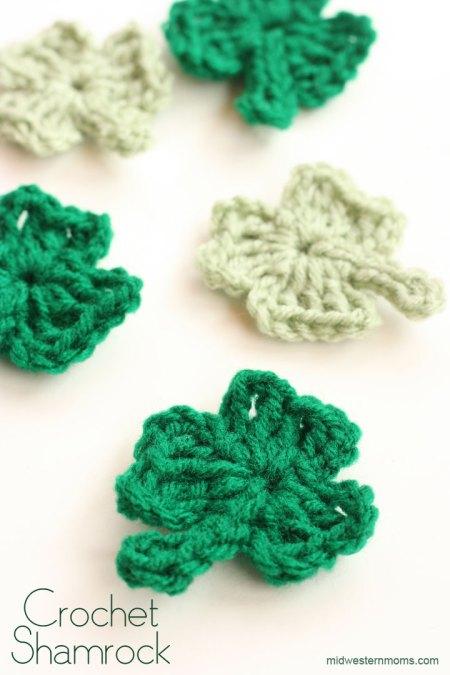 Crochet-Shamrock-2