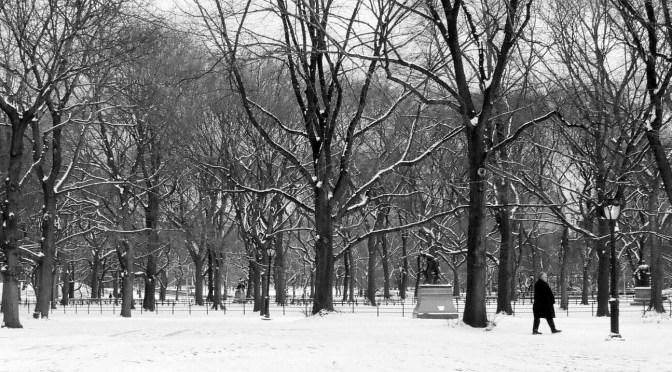 From the archives: Central Park, New York City, NY Xmas 1998