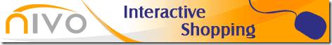 NIVO Interactive Shopping logo