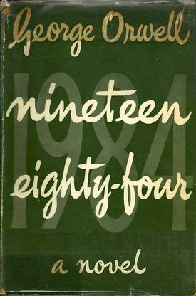 an analysis of nineteen eighty four and brave new world Nineteen eighty-four (1984) by george orwell: pdf & audio book audio preview  successfuly bring out the extreme socialism world.