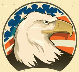 An Imposing Eagle
