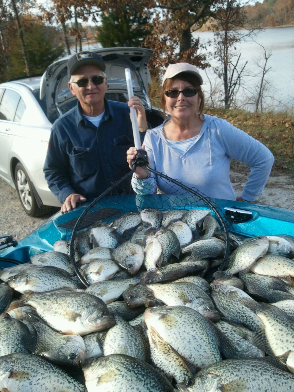 kentucky lake fishing guide year round crappie fishing