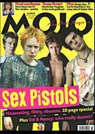 Mojo Magazine Cover - March 2000
