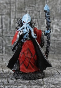 Reaper Miniatures Prepainted Mind Flayer Bathalian