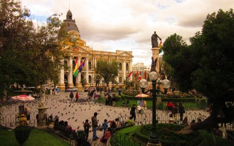 A Guide to La Paz Bolivia