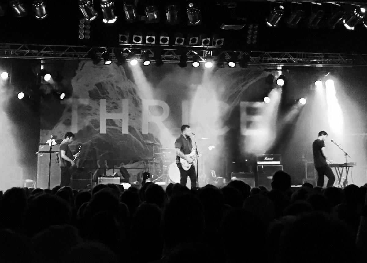 Thrice –Live in Köln (23.8.2016)