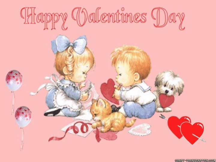 Wallpaper Valentines Day Wallpaper. 1024 x 768.Valentines Cards Funny Free