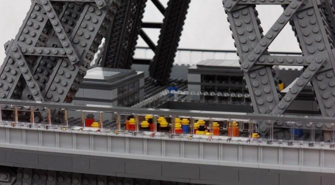 Eiffel Tower Platform
