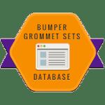 bumper grommet sets