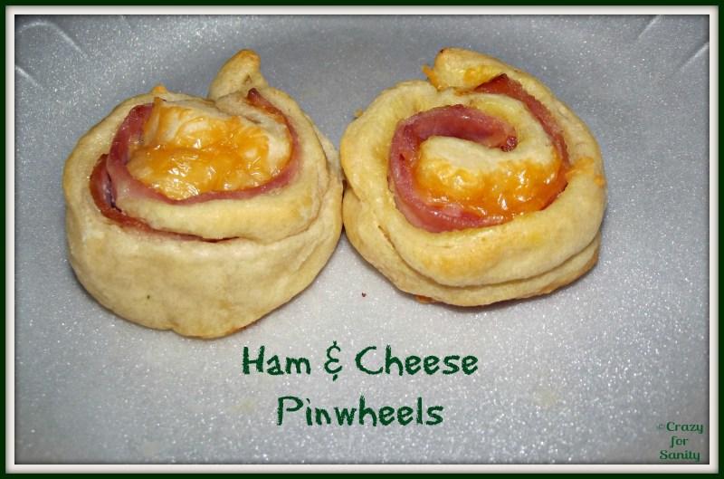 Large Of Ham And Cheese Pinwheels