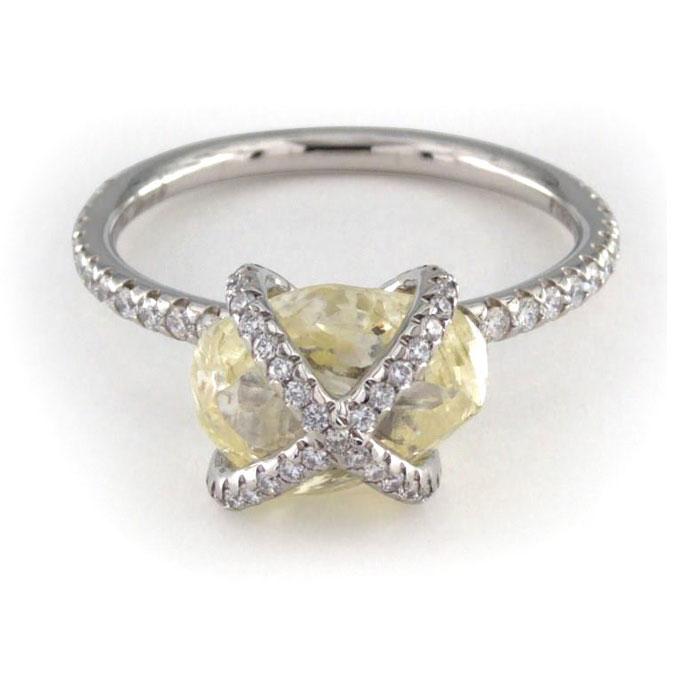 unique engagement ring settings part i crazyforus