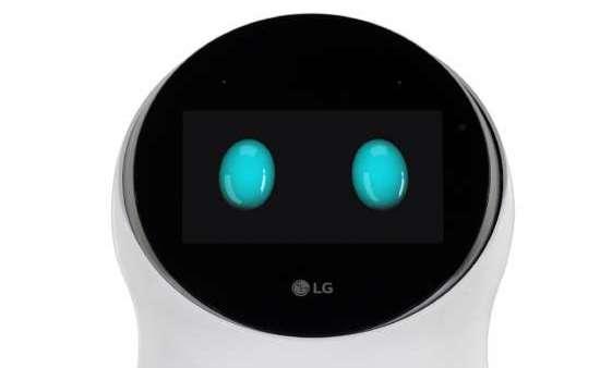 LG expande o ecossistema de IOT com uma coleção de produtos robóticos futuristas