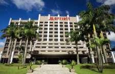 O Marriott São Paulo Airport foi o primeiro hotel cinco estrelas a se instalar nas proximidades do Aeroporto Internacional de Guarulhos e o primeiro franqueado da Marriott International na América Latina.