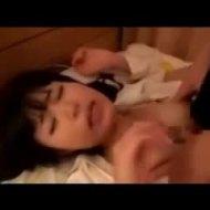 【泥酔レイプ動画】泥酔して熟睡する姉に強引にチンコぶち込んで中出しレイプする鬼畜な弟・・・