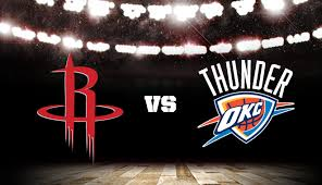 rockets vs thunder