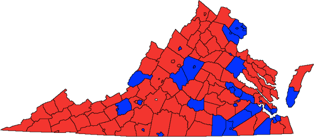 2014_virginia_senate_election_map