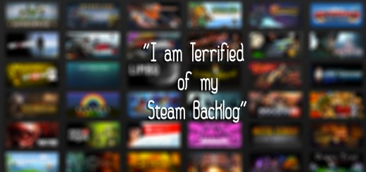 Steam Backlog Title