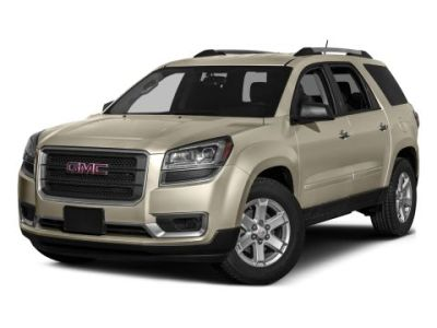 2016 GMC Acadia Reviews  Ratings  Prices   Consumer Reports GMC Acadia Change Vehicle