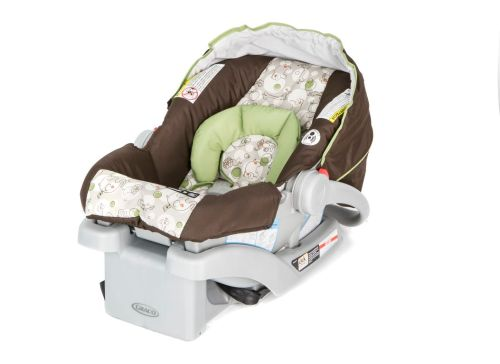 Medium Of Graco Snugride 30