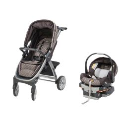 Small Crop Of Chicco Bravo Stroller