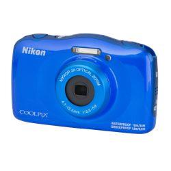 Small Crop Of Nikon Coolpix W100