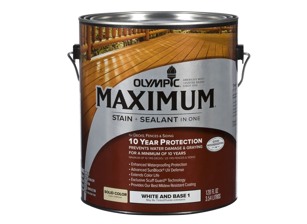 The Olympic Maximum Solid Wood Stain Olympic Maximum Solid Wood Stain Consumer Reports Olympic Deck Cleaner Sprayer Olympic Deck Cleaner How To Use houzz 01 Olympic Deck Cleaner