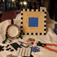 """Learn How To Mosaic Tile"" Fall Schedule."