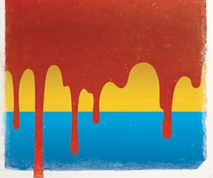 Плакат ко дню россии – 2014
