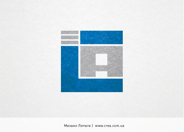 разработка логотипа для компании «Европейский Строительный Альянс»