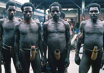 african tribal men penis