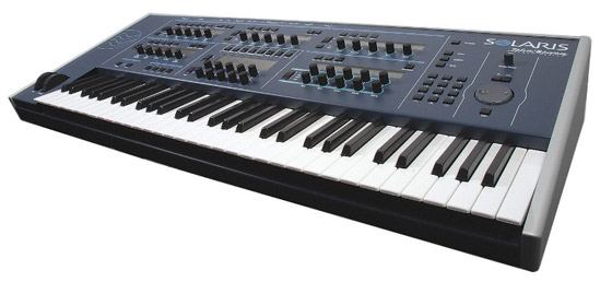 Solaris Keyboard Synth