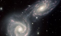 Gemini Galaxies NASA