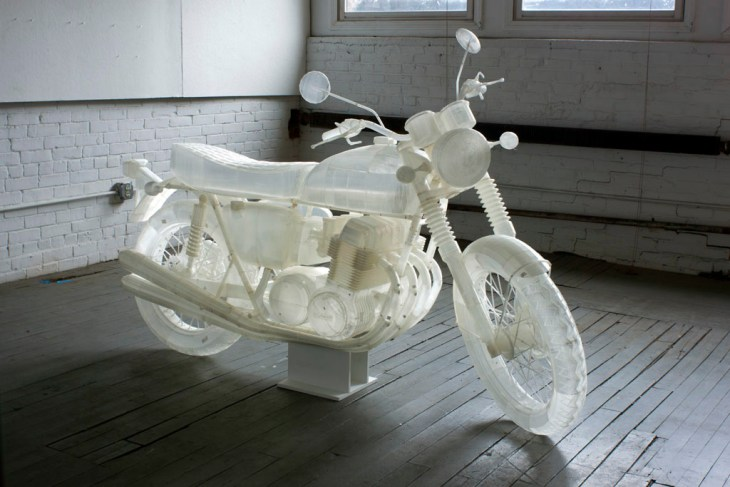 full 3d motorcycle