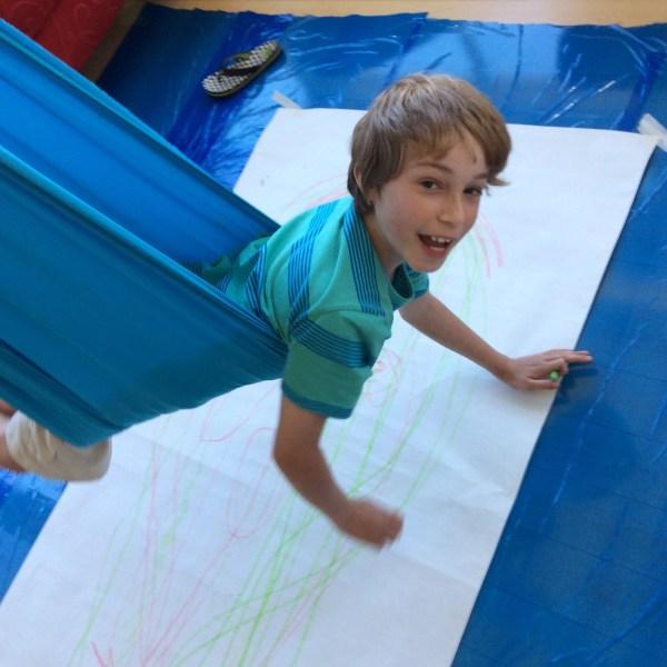 Swing Drawing!