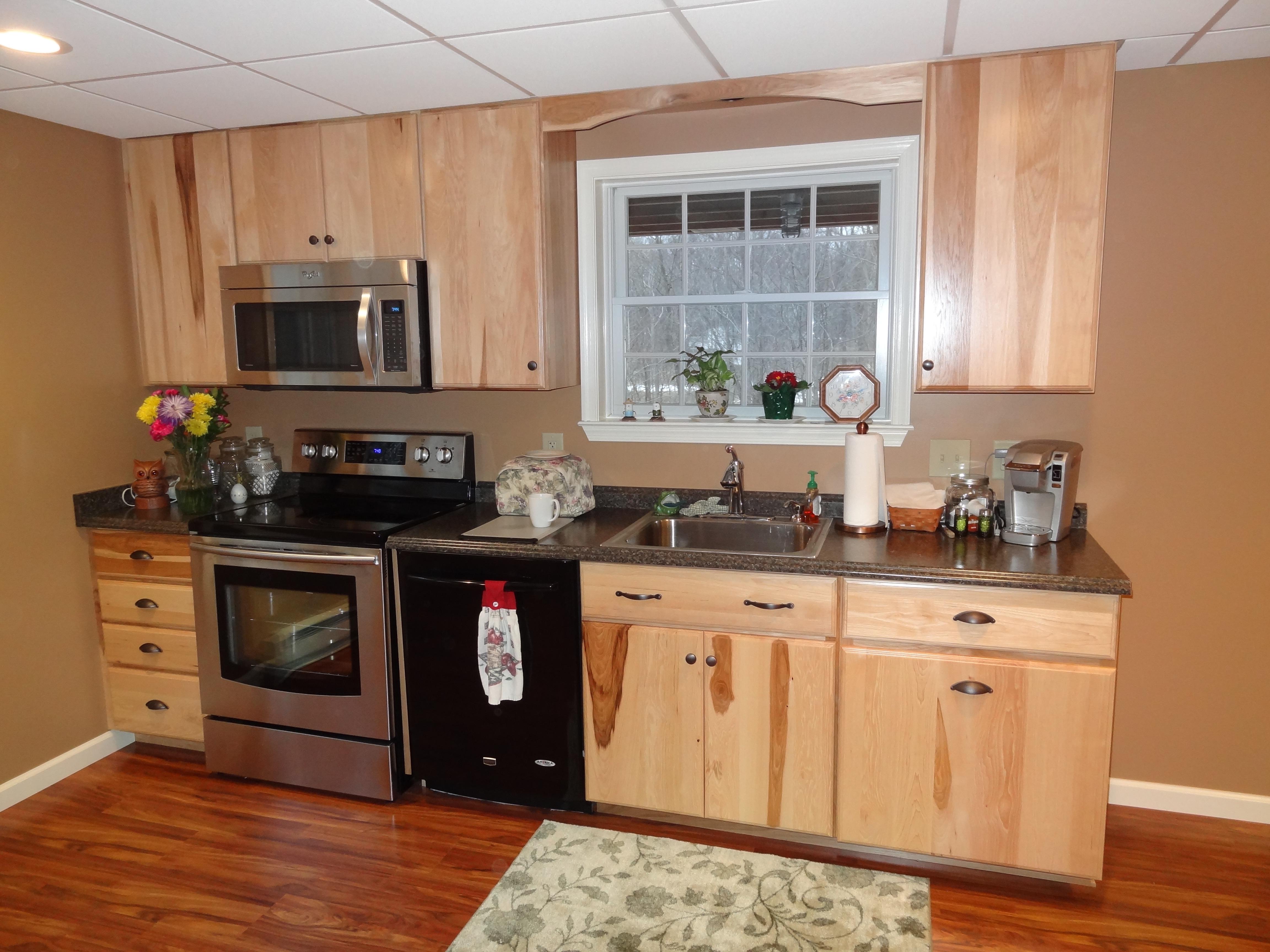 custom hickory kitchen cabinets hickory kitchen cabinets walsh
