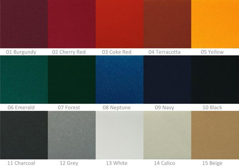 Ultrashade Fabric Colours_2