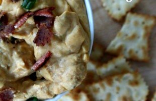 Savory Pumpkin and Bacon Dip Recipe