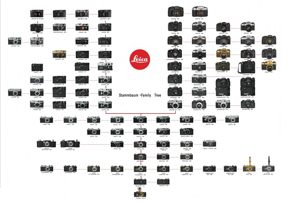 Leica_Family_Tree-CREATIVEHALL-Studio